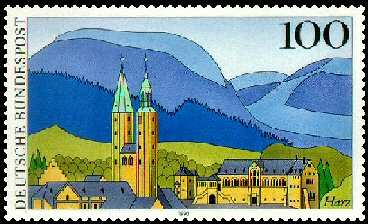 Goslar Briefmarke 1993